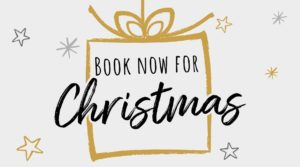 now booking for christmas